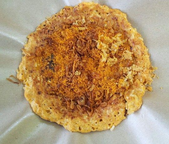 Jajan Pinggiran Resep Dan Cara Membuat Kerak Telor Sederhana Khas Betawi Resep Resep Makanan Makanan