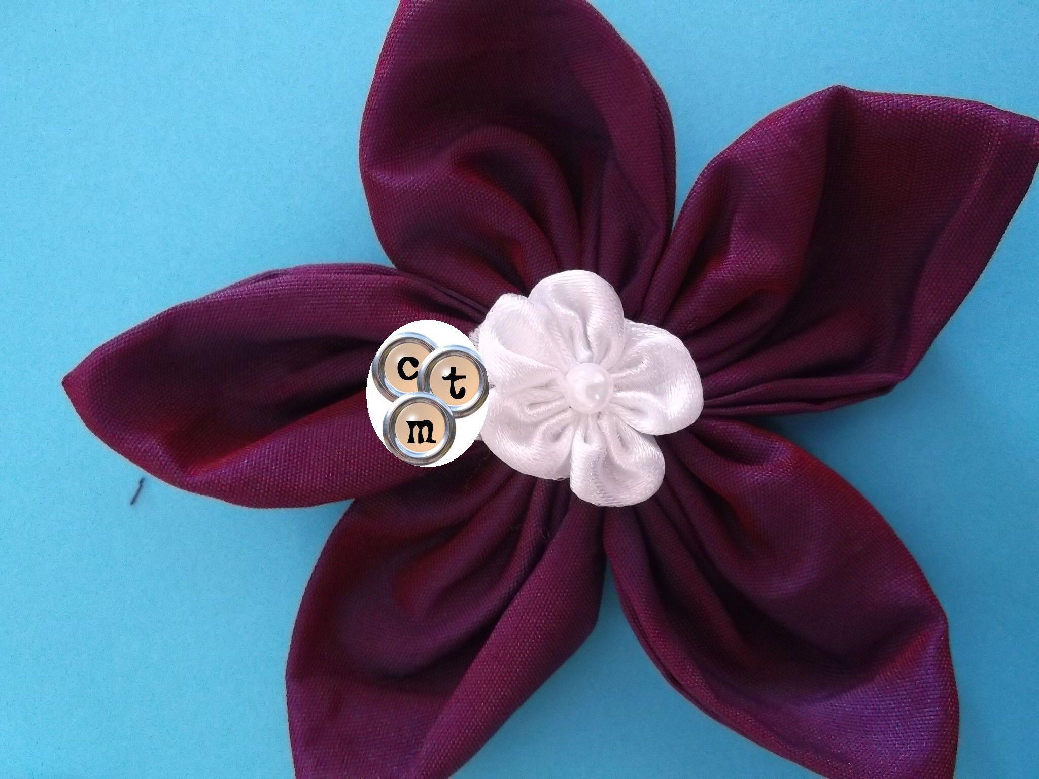 tuto d 39 une fleur en tissu pour custumisation c 39 est tout moi coutu 39 r cup loisirs cr atifs. Black Bedroom Furniture Sets. Home Design Ideas