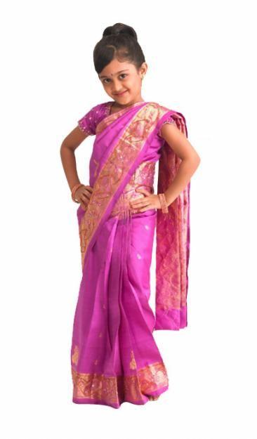 bc431d7f89 saris niña