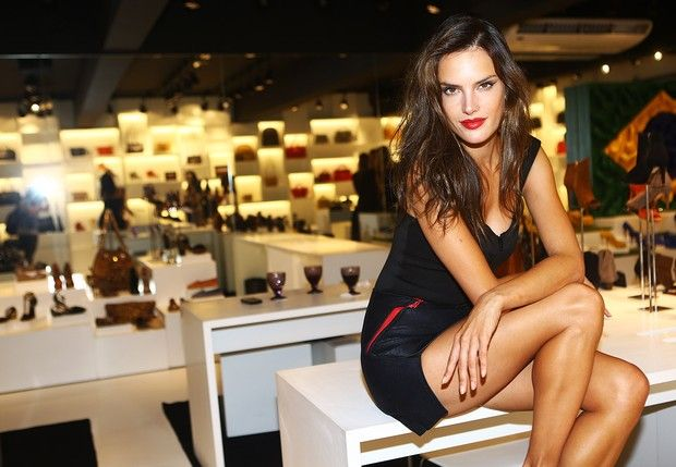 Alessandra Ambrósio (Foto: Iwi Onodera / EGO)