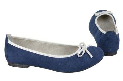 Baleriny Granatowe Soft Line 22164 26 39 6683807359 Oficjalne Archiwum Allegro Fashion Shoes Flats