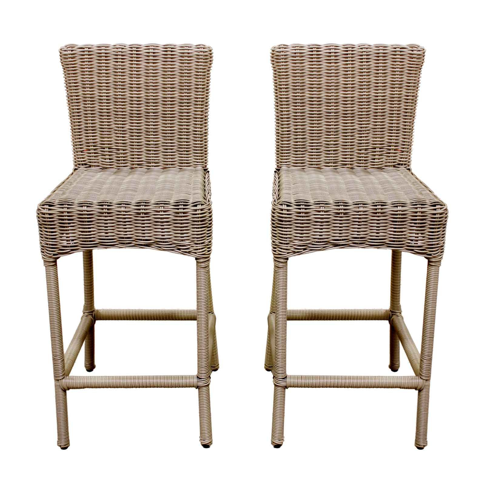 Outdoor Schrank Holz Outdoor Bar Stools Wicker Barhocker Wicker Bar Stools Rattan