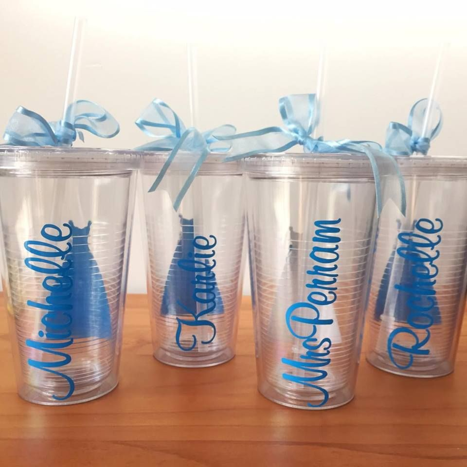 Wedding Cups Gift Ideas Personalised Drink Bottles By Bridal Bling