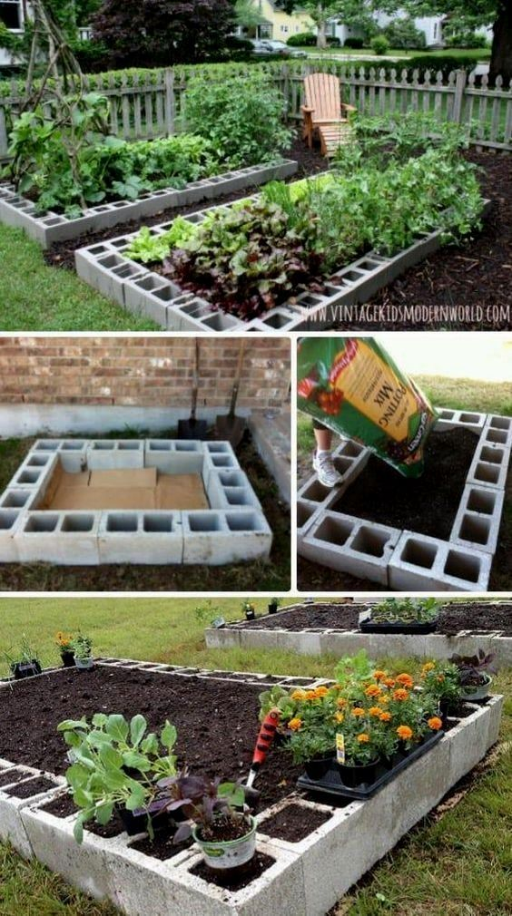 Square Foot Gardening In The Ground