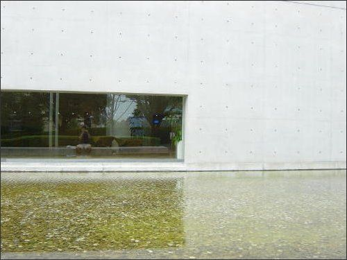 Himeji City Museum of Literature, Tadao Ando