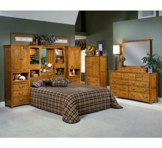 King Bed Wall Unit.Oak King Bed In 2019 Home Decor Bed Storage Bed Wall