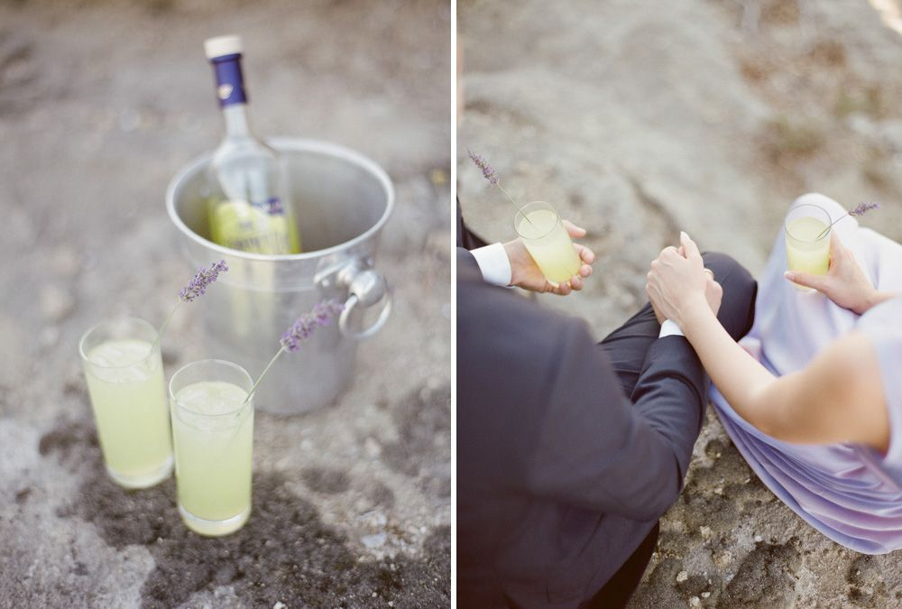 Lavender Wedding ideias