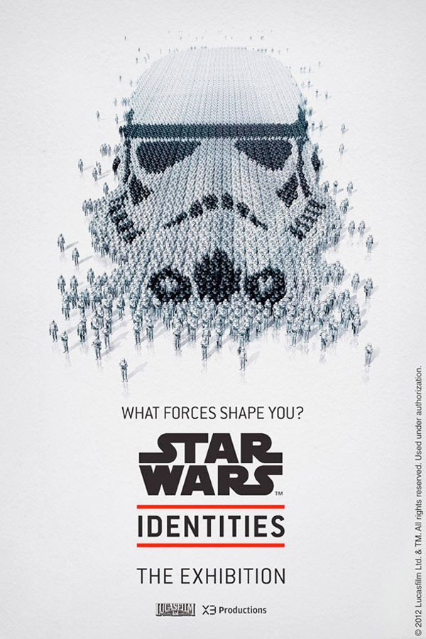 Storm Troopers - Star Wars Identities Exhibit Posters