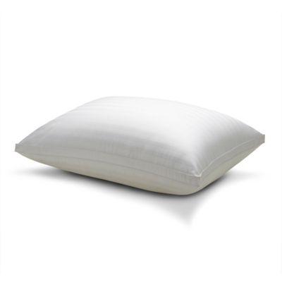 Therapedic Won T Go Flat Side Sleeper Pillow White Side Sleeper