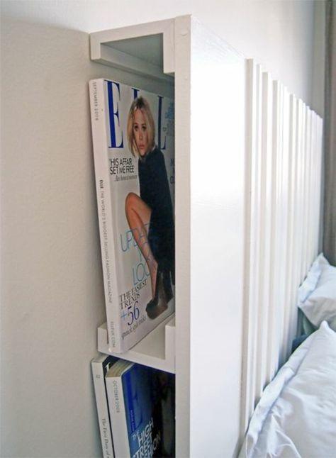 DIY sänggavel med förvaring IKEA Livet Hemma u2013 inspirerande