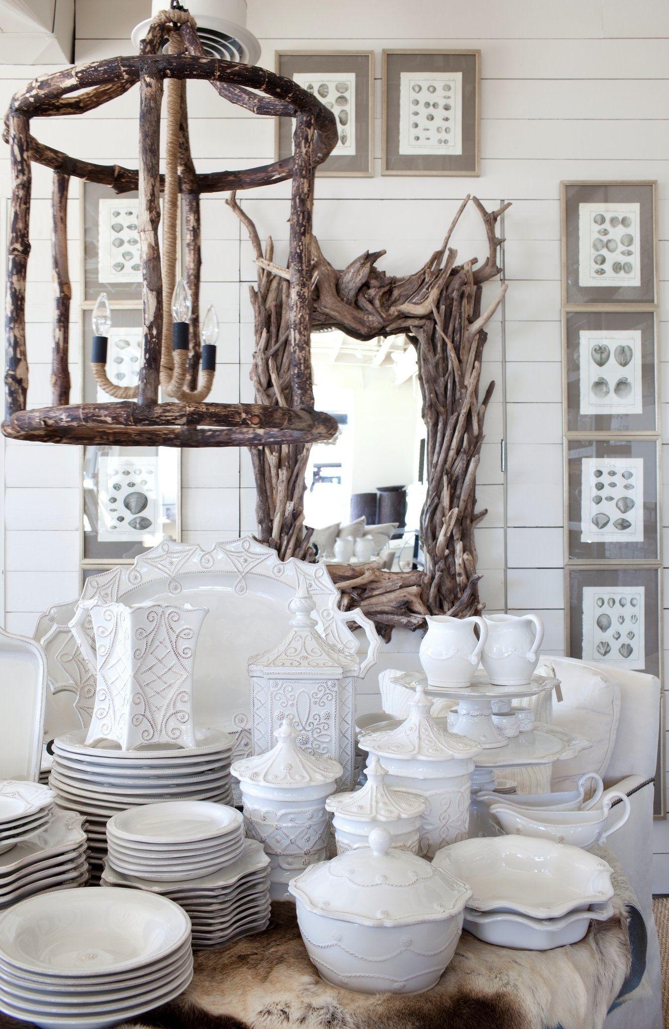 Juliska beauty louça pinterest driftwood dishes and woods