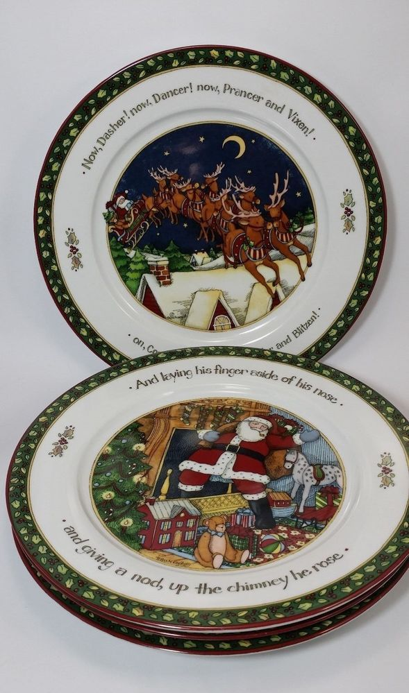 My Christmas dishes: Portmeirion Studio - A Christmas Story - Susan ...