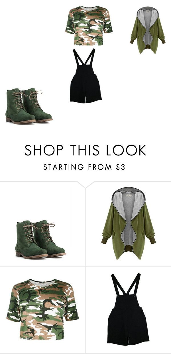 """""""hunting,fishing, and being a girl"""" by haleybranson on Polyvore featuring JJ Footwear and American Apparel"""