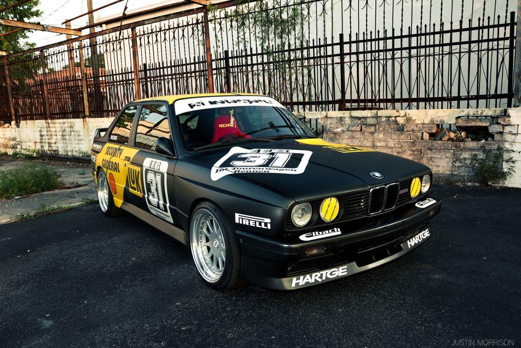 1988 E30 M3 Matte DTM built by PSI  1988 E30 M3 Matte DTM