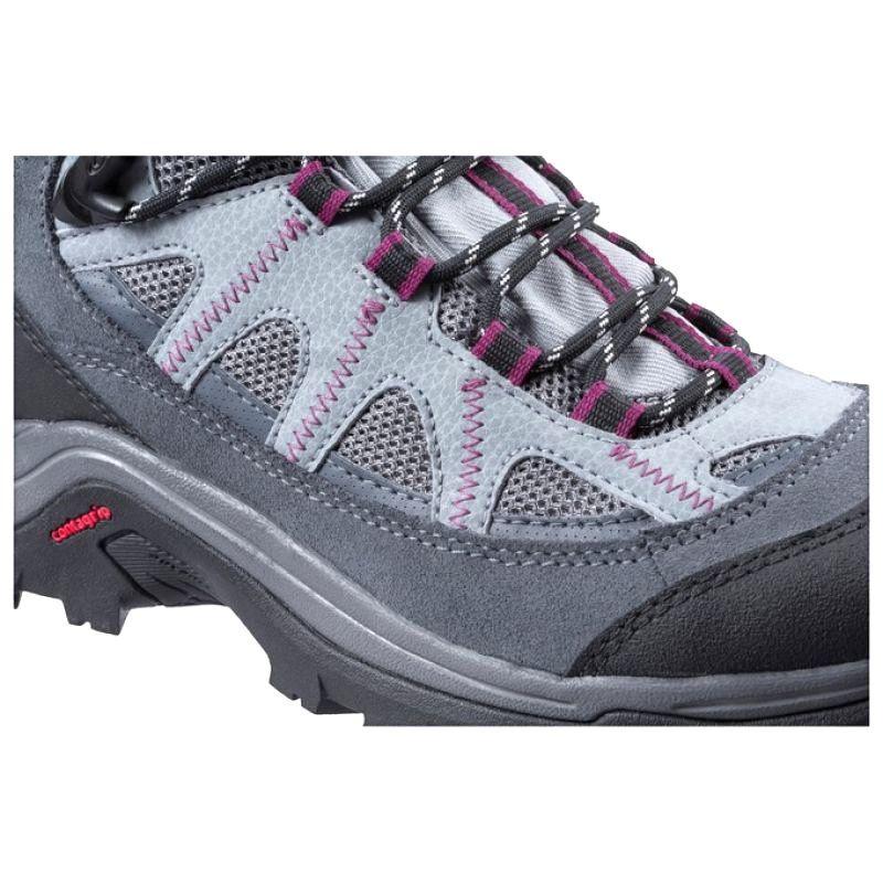 Buty Trekkingowe Salomon Authentic Ltr Szare Czarne Hiking Boots Boots Shoes
