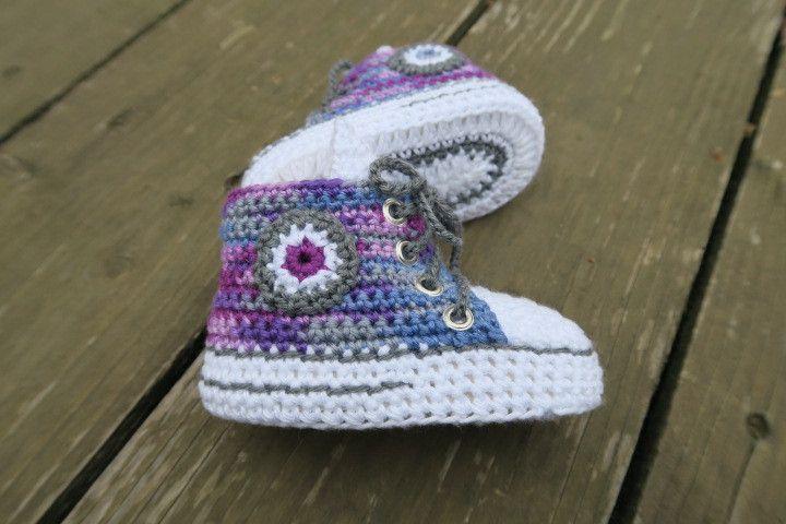 Kleidung, Schuhe & Accessoires Schuhe SchöN Babyschuhe Kindersocken Gestrickt Handmake Sockenwolle 9-12 Cm Super Geschenk!
