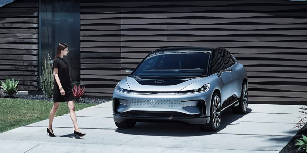 Back From The Dead Faraday Future Announces 2b Investment