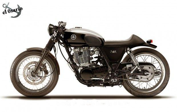 yamaha sr400 cafe racer - buscar con google | bikes | pinterest