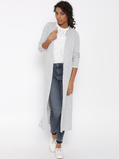 bec3425f134 Make heads turn with a long line shrug wear it over a tee and your jpg