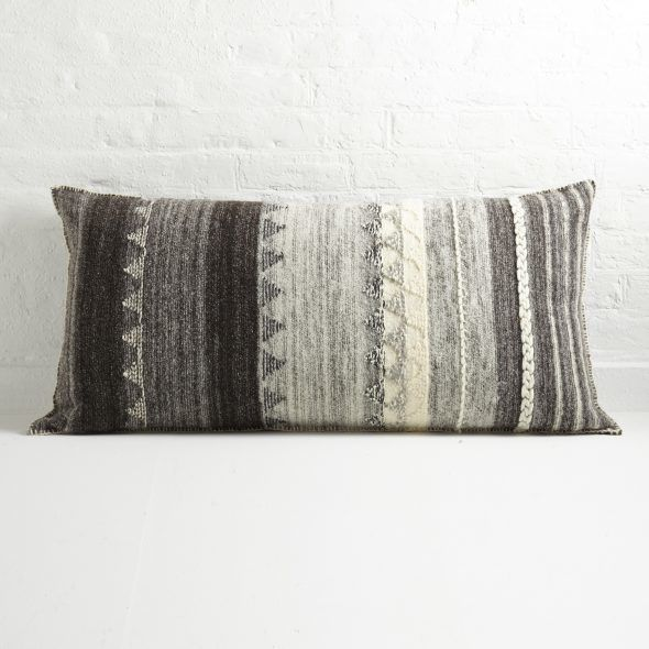 Textured Knit Four County Cushion (Large)