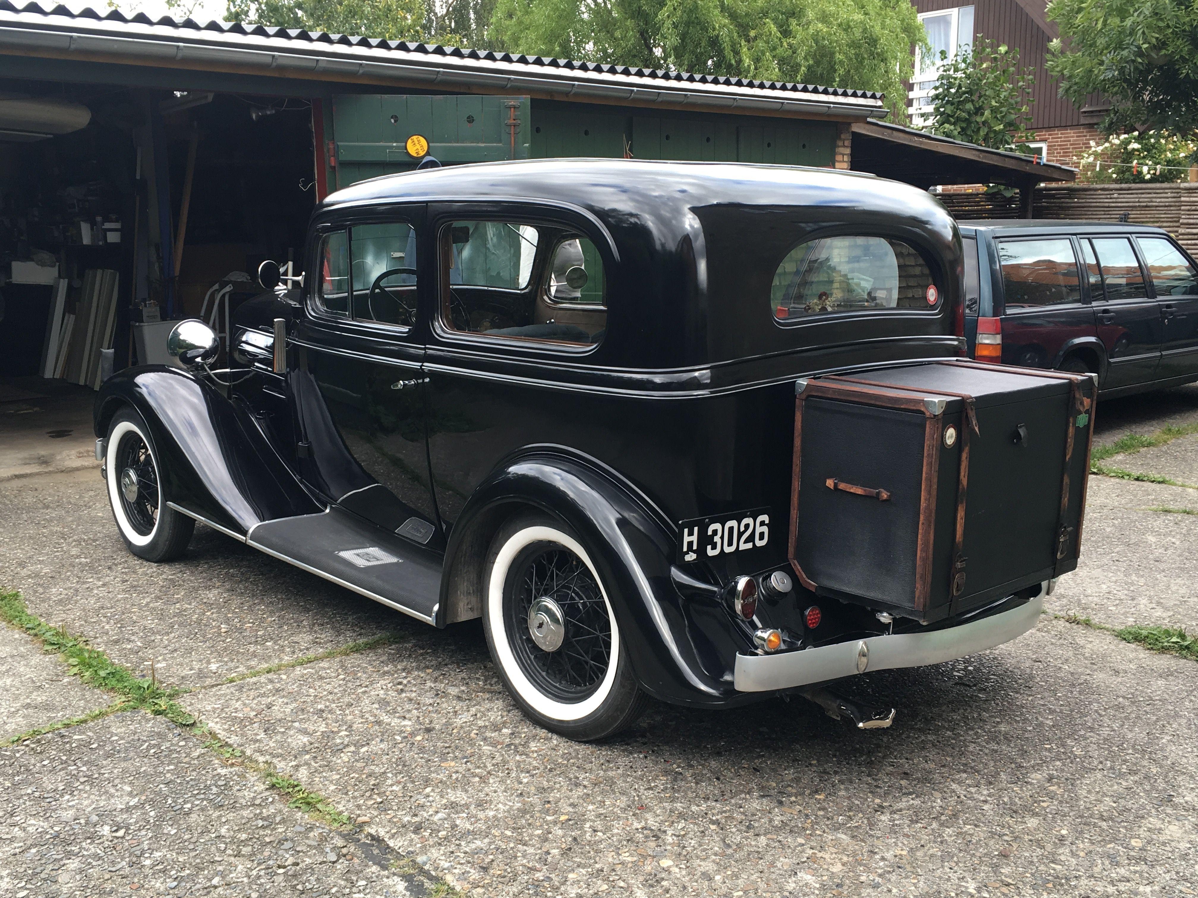 Chevrolet 1934 Standard Coach | 34-35 Chevy | Antique cars