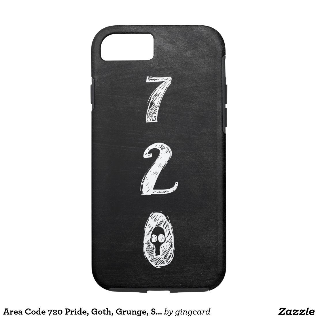 Grunge Skull iphone 11 case