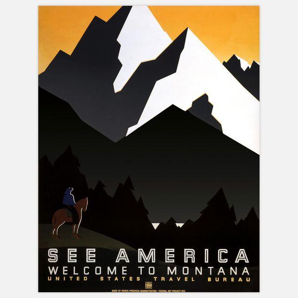 See America Montana