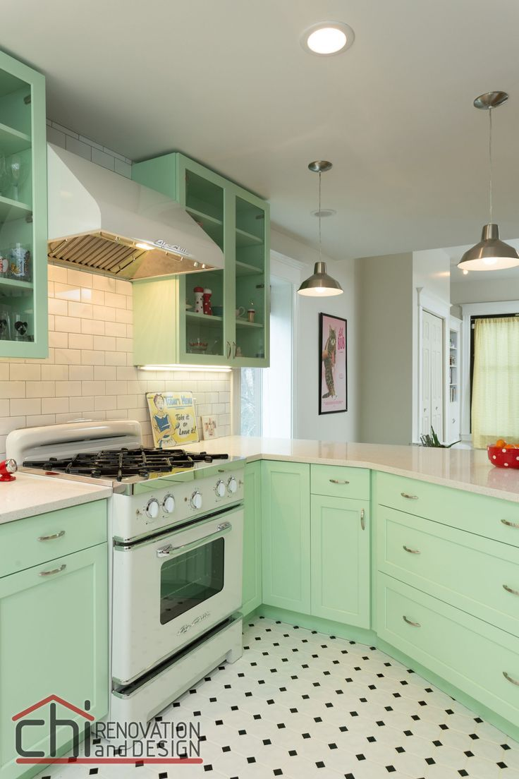 Of all the endless kitchen design ideas and color schemes out there, we bet  you