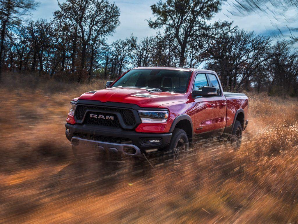 Pickup 2018 Ram Trucks 1500 Light Duty Pickup Wallpaper Dodge