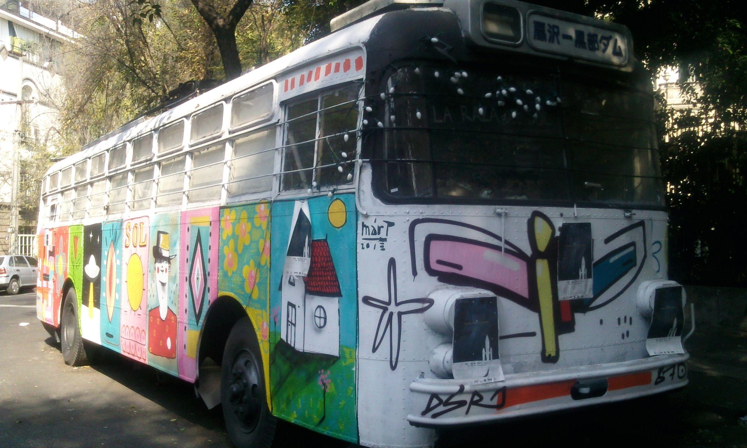 En el Parque México, D.F.