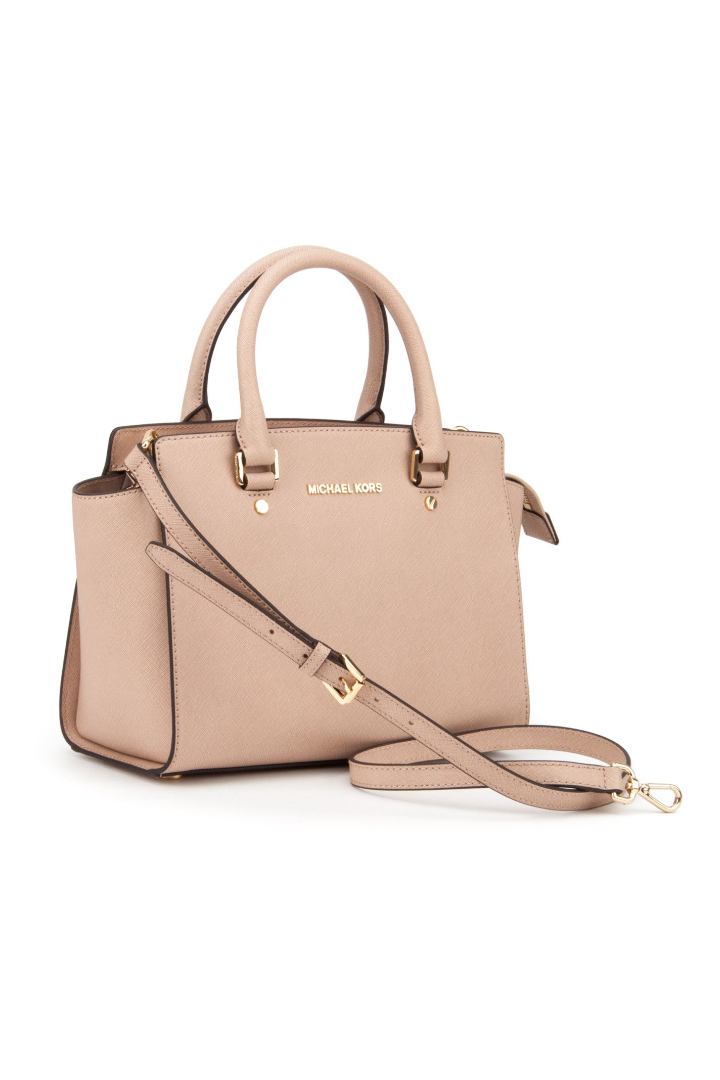 hot sale online 6551a 9d9bc MICHAEL Michael Kors SELMA SATCHEL - Talent