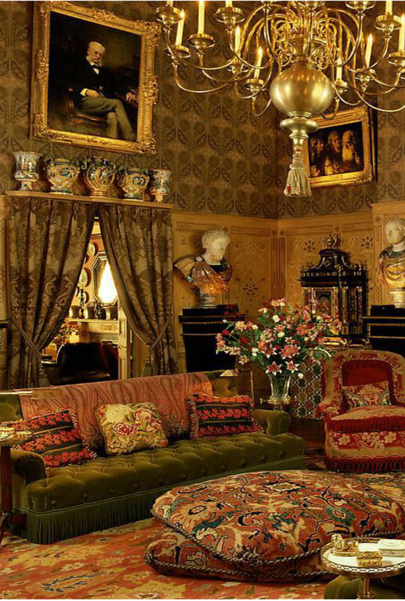 Nureyev's Paris apartment