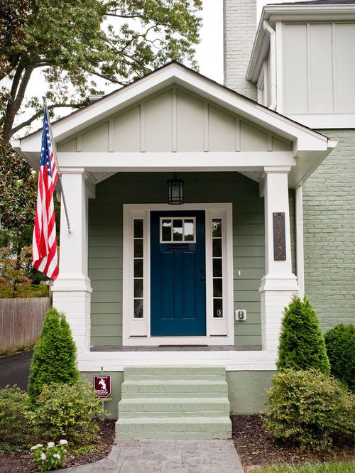 models of beautiful front house paint colors home decor style rh pinterest com front door paint colors for green house front door colors for green house