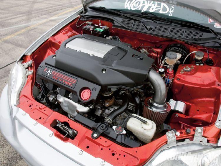 1997 Honda Civic Hatchback V6 J32a2 Engine Photo 8 Honda Civic Hatchback Honda Civic Civic Hatchback