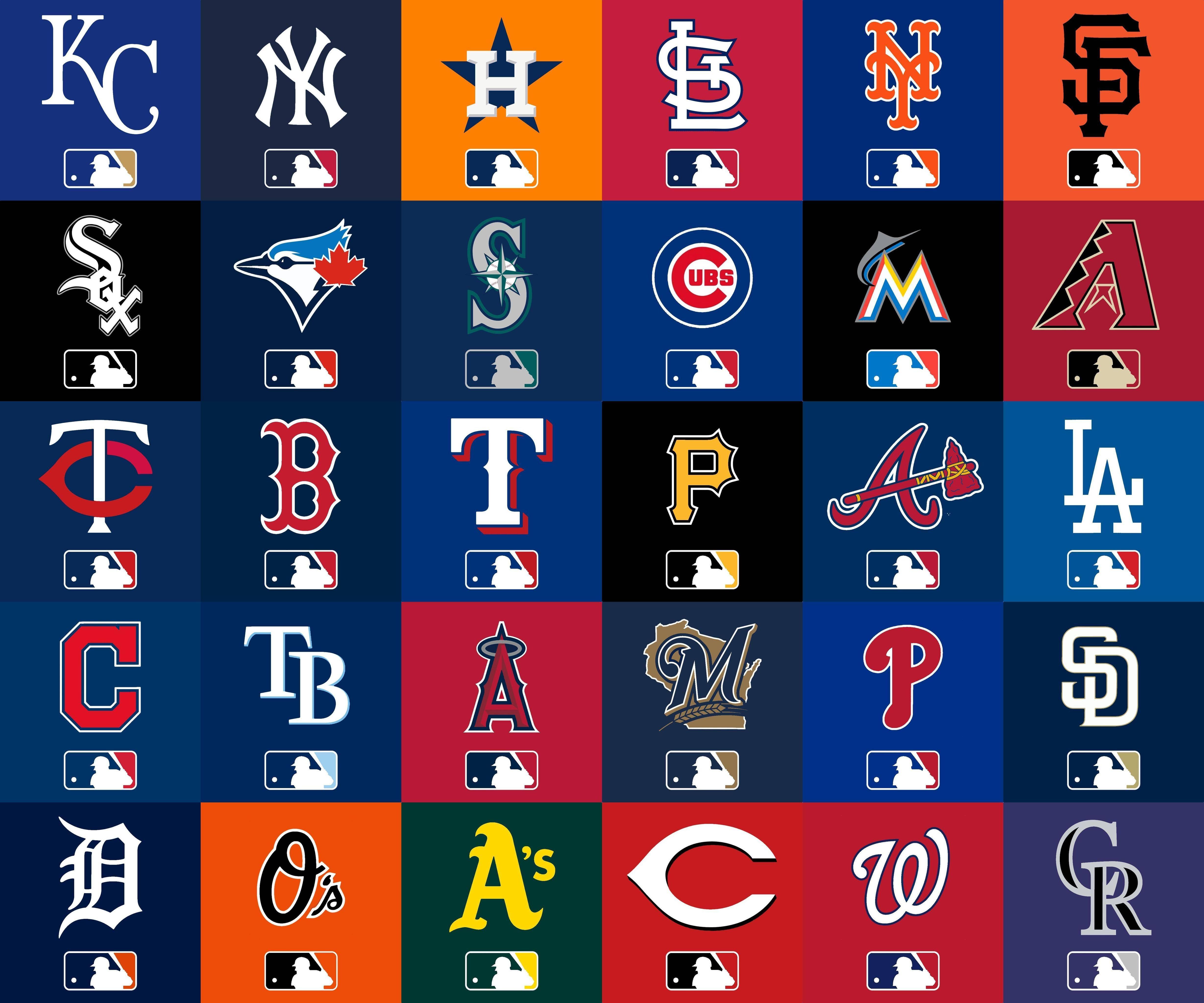 major league baseball teams