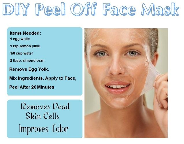 Home Facial Flaky Thirties