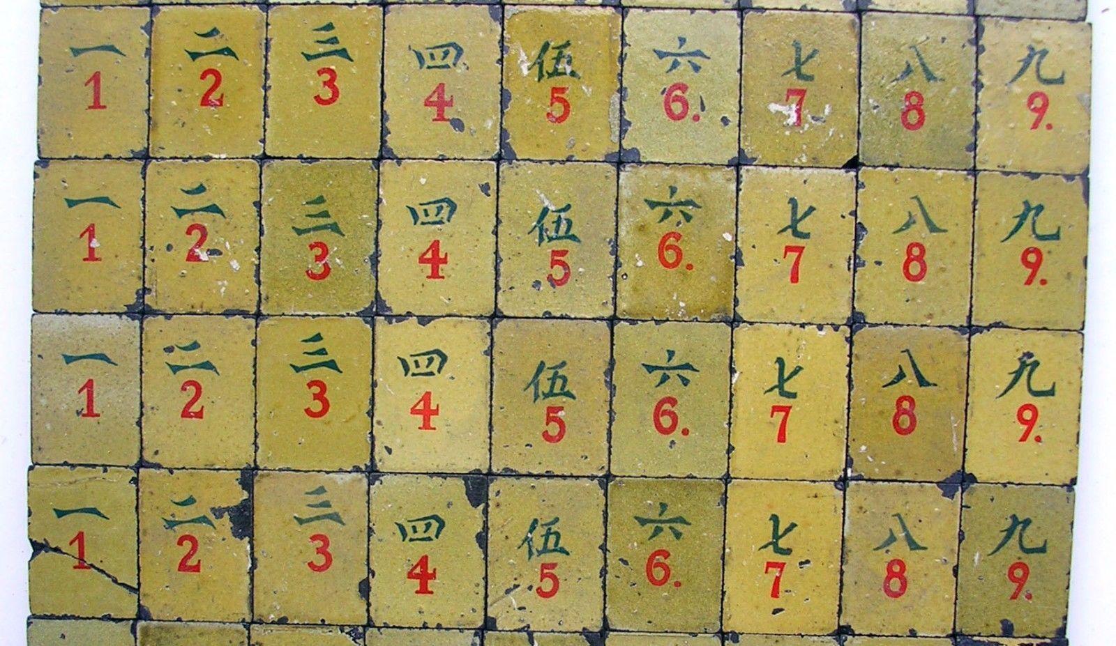 Mahjong GroГџe Steine