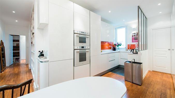 cocinas-semiabiertas-casi-abierta | Arquitectura | Pinterest