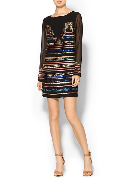 Mara Hoffman Sequin Dress