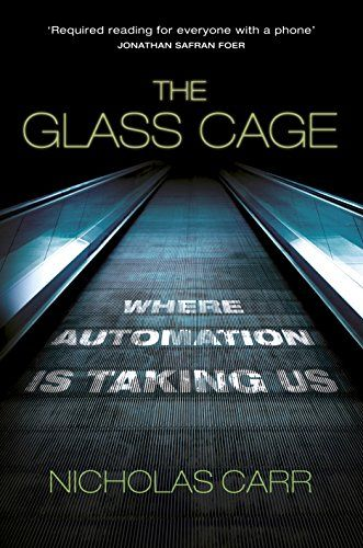 Robot Check Glass Cages Glass Cage