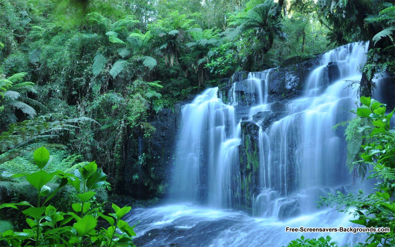 Don T Go Chasing Waterfalls Waterfall Wallpaper Free Screensavers And Wallpapers Waterfall