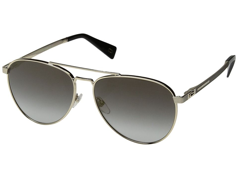 e98761bc4f9f Marc Jacobs MARC 240/S Fashion Sunglasses Gold/Grey Gradient ...