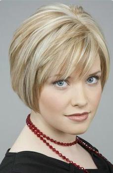 Short Haircuts for Plus Size Women - Plus Size Presence   My ...