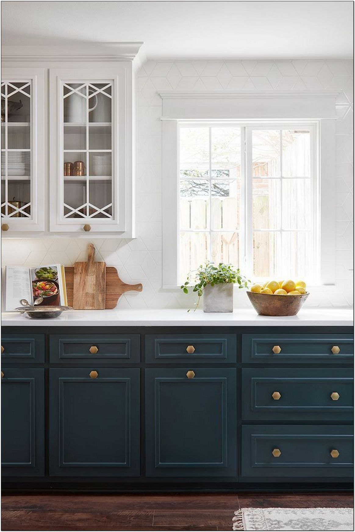 22 farmhouse kitchen cabinet ideas for a modern and