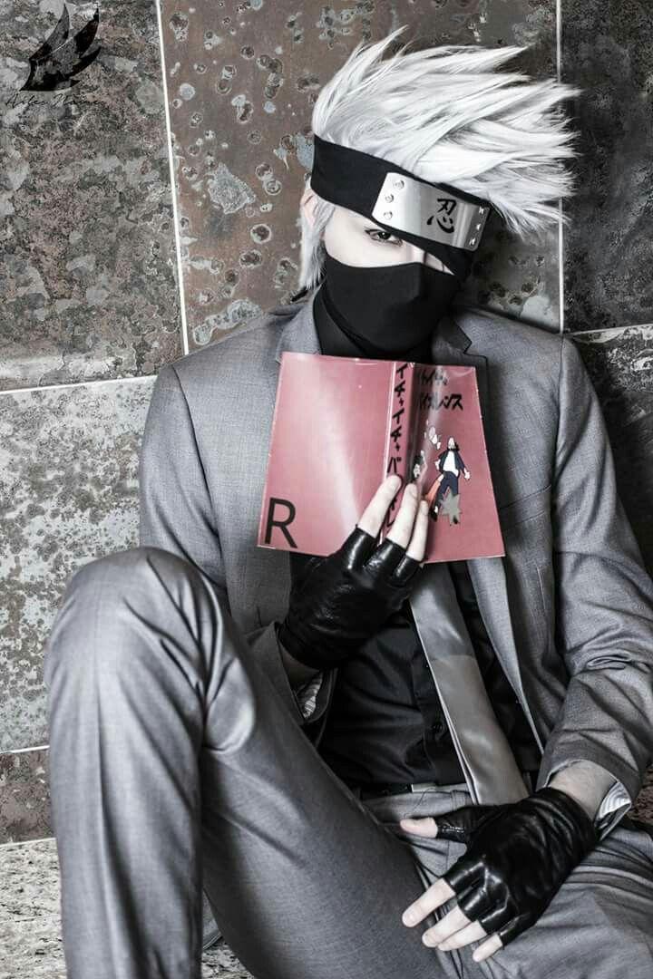 Kakashi cosplay