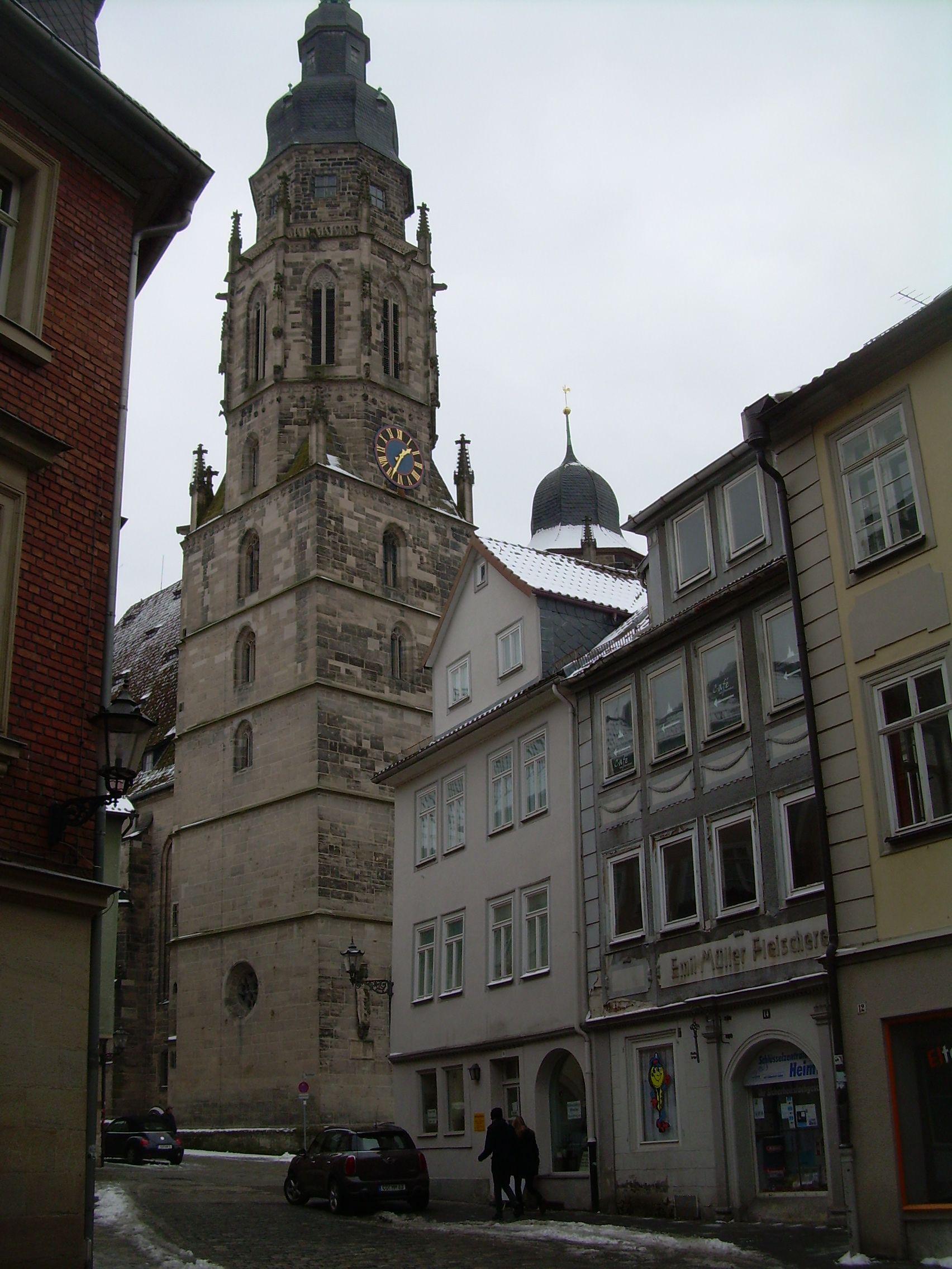 Coburg Germany Coburg Burg Reisen