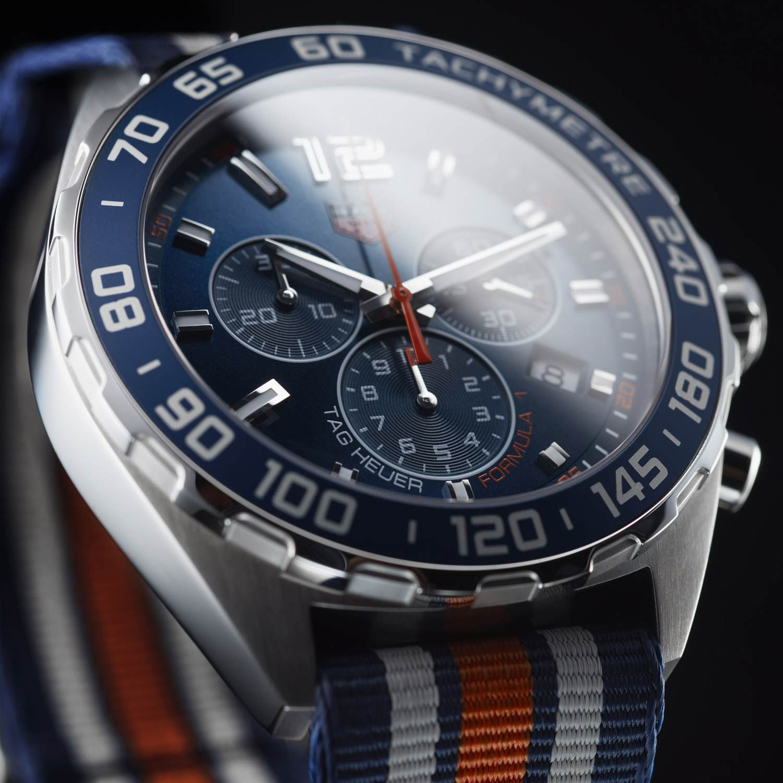 TAG Heuer Formula 1 Sport-Chronograph CAZ1014.FC8196 mit ...