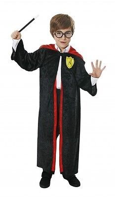 Boys girls #harry potter #wizard kids fancy dress robe #outfit costume 4-12 years View more on the LINK //.zeppy.io/product/gb/2/222038160799/  sc 1 st  Pinterest & Boys girls #harry potter #wizard kids fancy dress robe #outfit ...