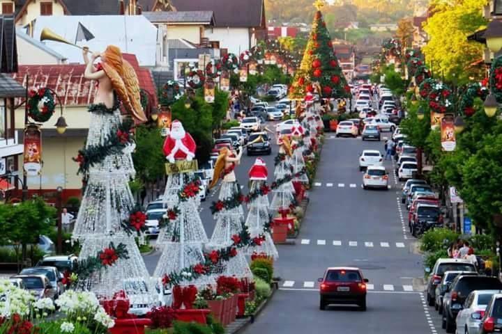 Lindíssima decoração de Natal em Manaus, Amazonas.