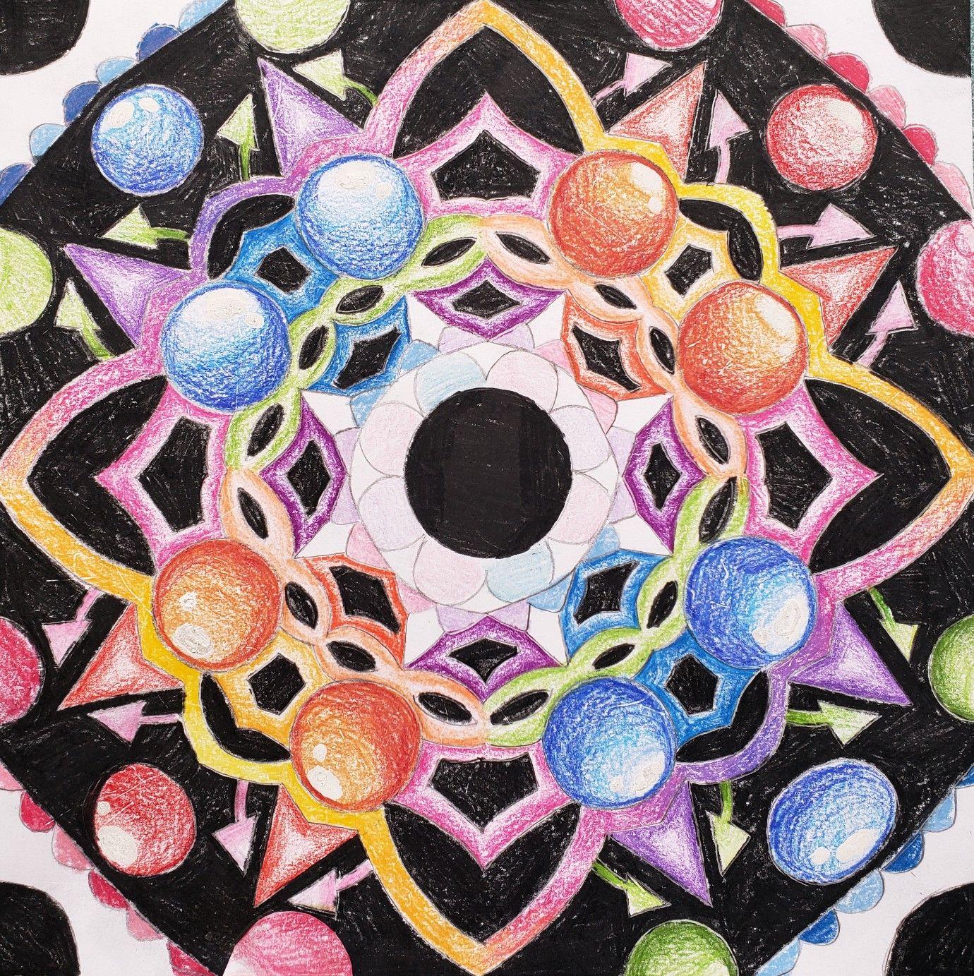 Symmetrical Balance Art Ed Central